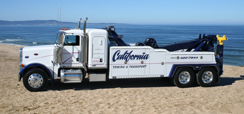 California Towing and Transport (831) 422-7944
